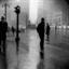 черно-белые фотографии Нью-Йорка фотографа Артура Лейпцига(14 фото) .