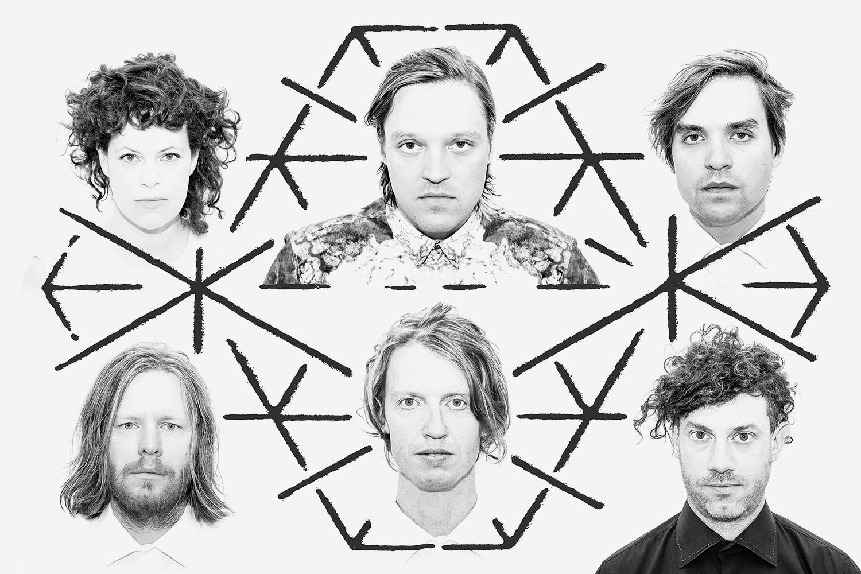 Саундтрек Arcade Fire к «Ней»