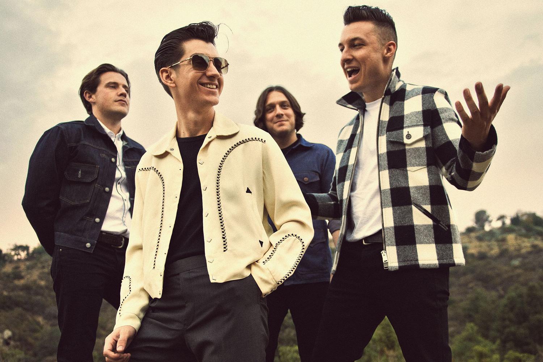 Новый клип Arctic Monkeys