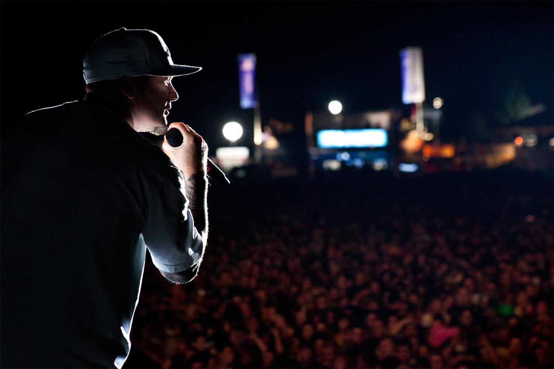 Limp Bizkit в Stadium Live