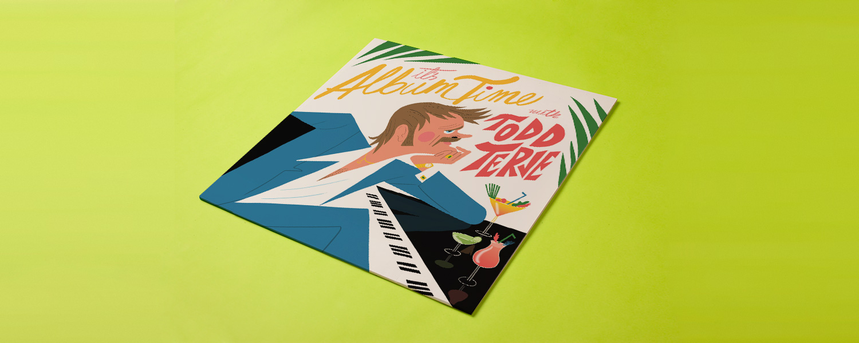 Todd Terje «It's Album Time»