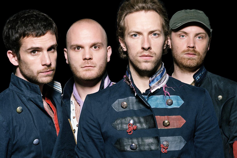 Новая песня и альбом Coldplay