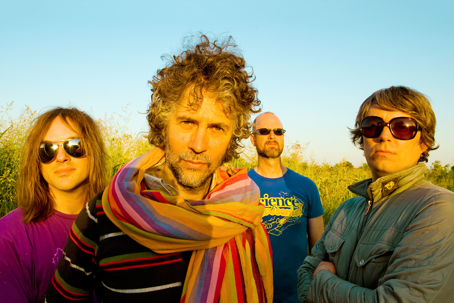 «Lucy in the Sky With Diamonds» в исполнении The Flaming Lips