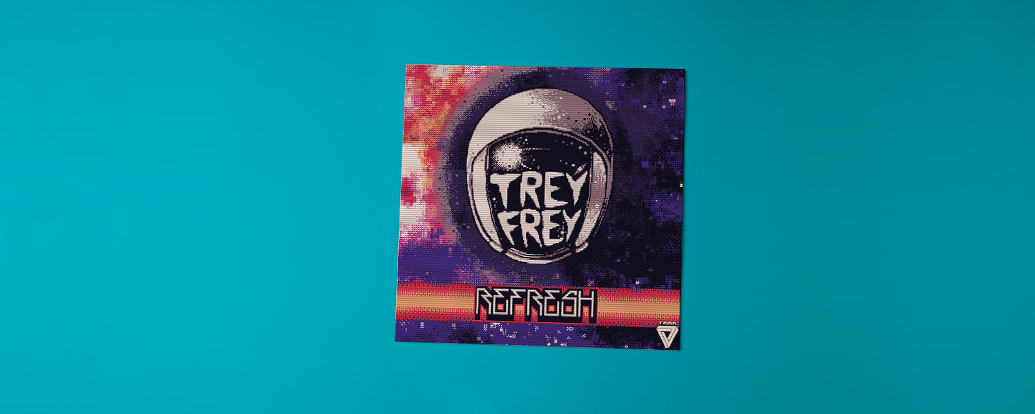 Trey Frey «Refresh»