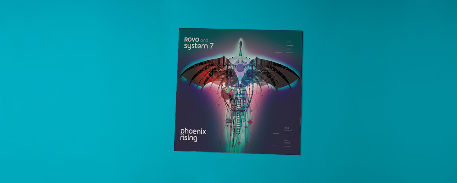 Rovo and System 7 «Phoenix Rising»