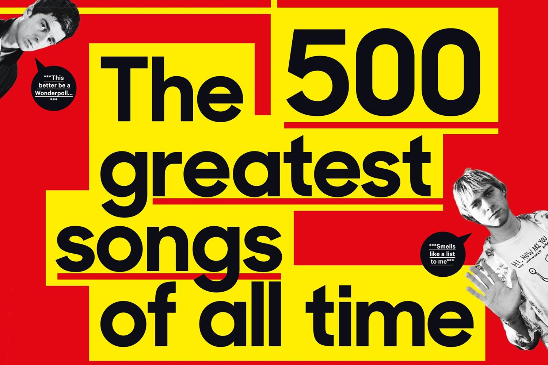 500 лучших песен в истории по мнению NME