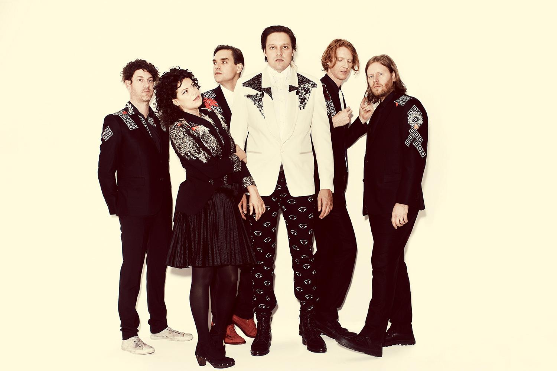 Клип Arcade Fire на «Afterlife»