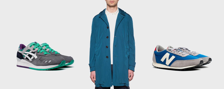 5dd28b519 Одежда C.P. Company, обувь Grenson, пополнение женской коллекции и зонты  Fox Umbrellas. Фотография: www.brandshop.ru