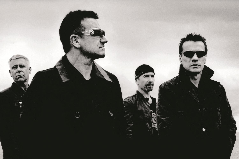 Новая песня U2