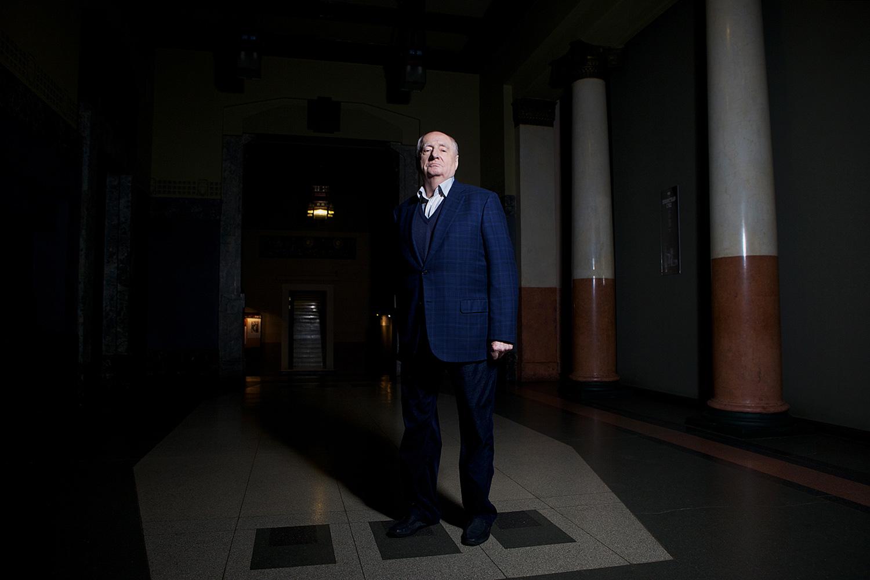 Буквально на днях Марк Захаров отметил 80-летний юбилей. Ровно полжизни он работает в «Ленкоме» —c 1973-го