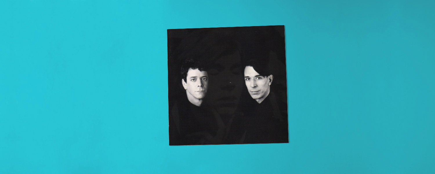 Lou Reed and John Cale «Songs for Drella» (1990)