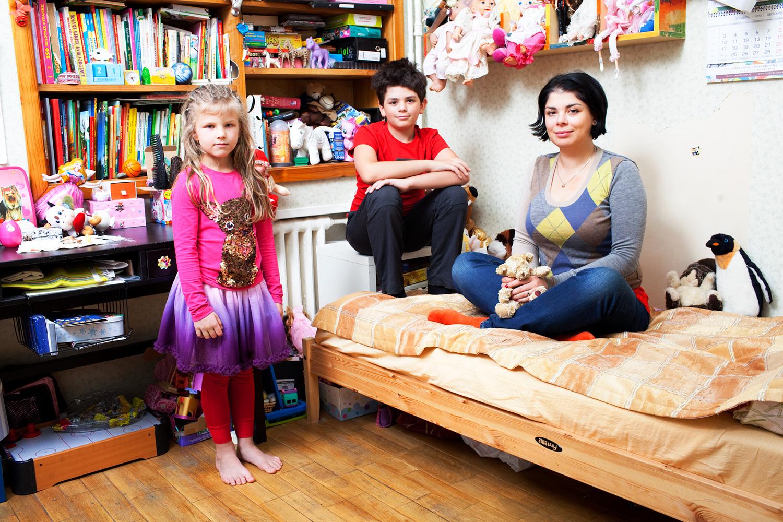 Дмитрий назаров с детьми фото