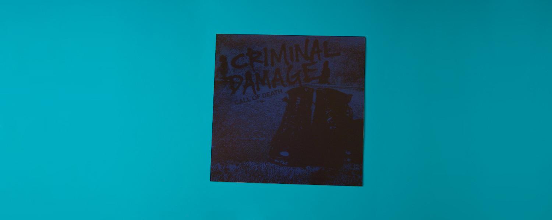 Criminal Damage «Call of Death»