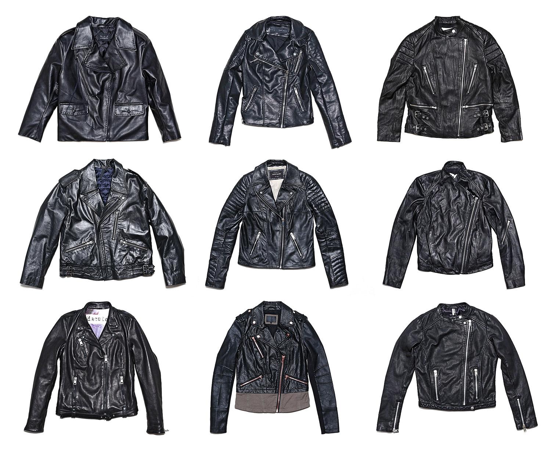 Женские кожаные куртки2