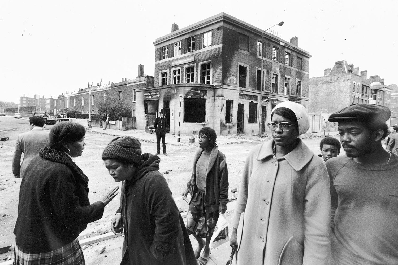 Лондонское Бирюлево — Брикстон — после погромов 1981 года
