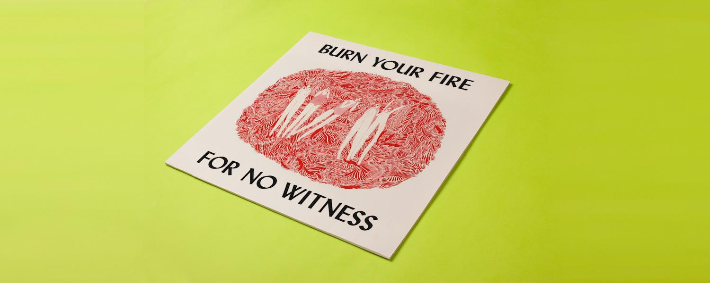 Эйнджел Олсен «Burn Your Fire For No Witness»