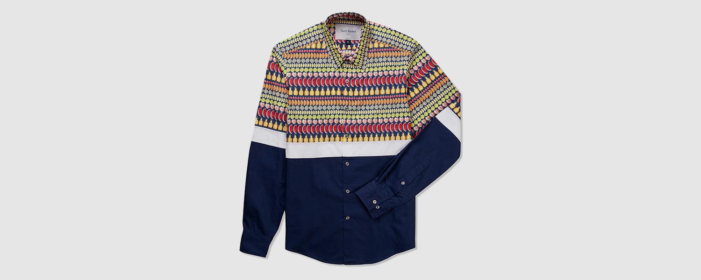 Рубашка Casely-Hayford