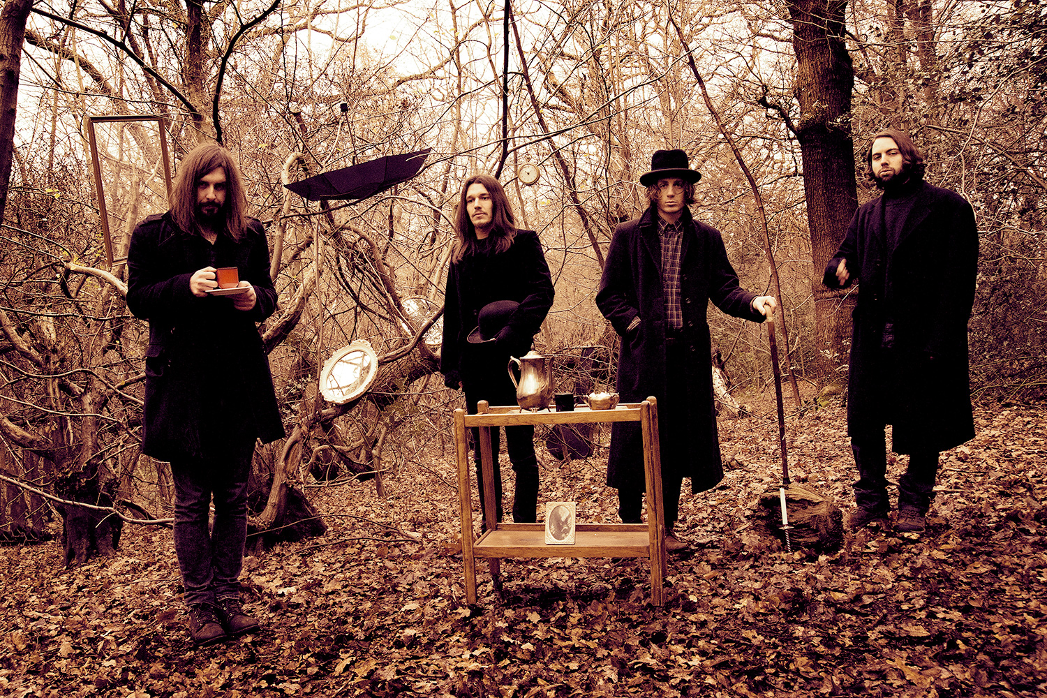 «Depressivefest: Act III»: Uncle Acid and The Deadbeats, The Machine, Purson