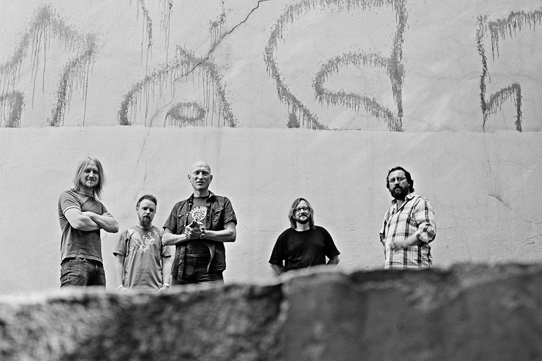 Презентация второго альбома Zorge в «16 тоннах»