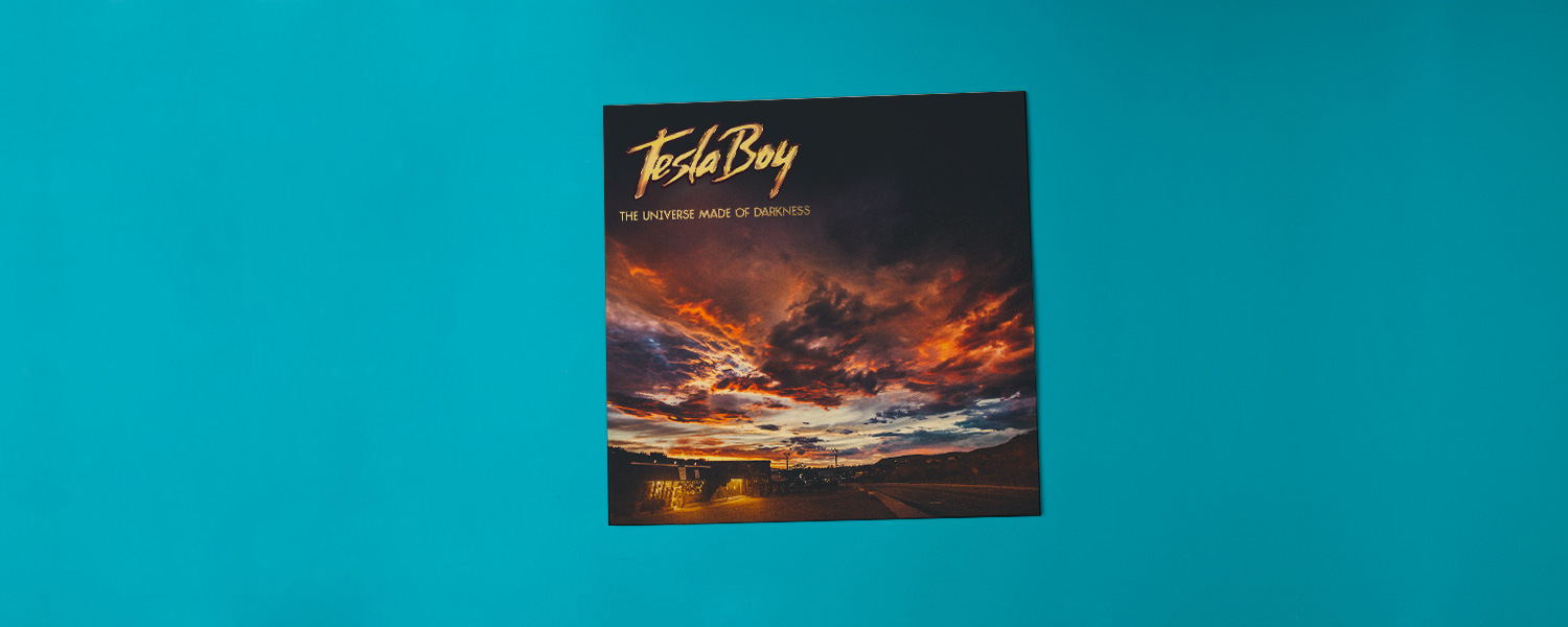 21. Tesla Boy «The Universe Made of Darkness»