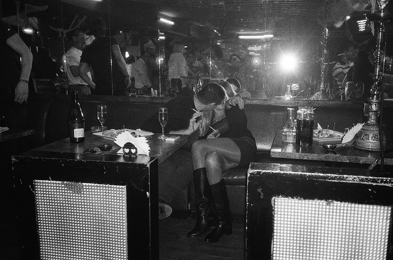 В клуб «Сова» случайные посетители заходят редко