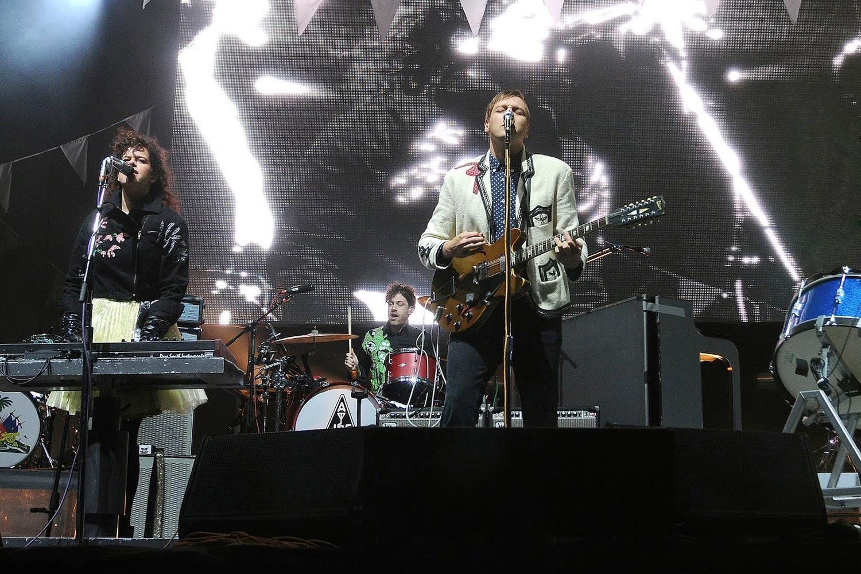 Arcade Fire, Эминем и Майя на YouTube Music Awards
