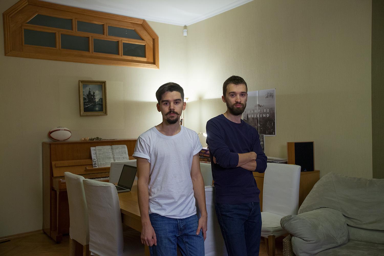 Михаил и Александр Плетневы
