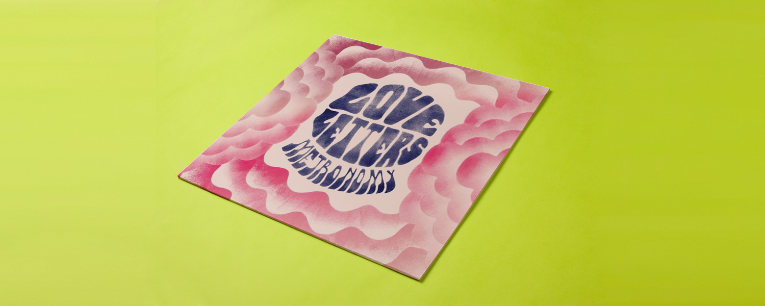 Metronomy «Love Letters»