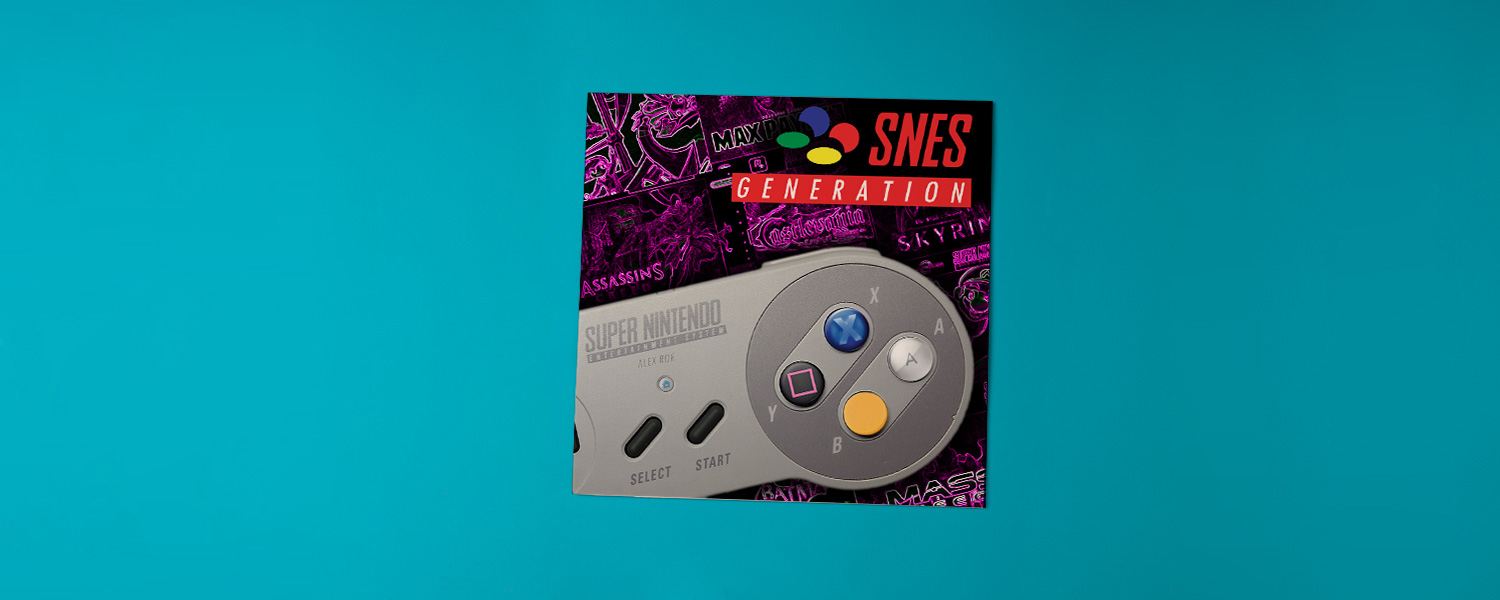 Alex Roe «SNES Generation»