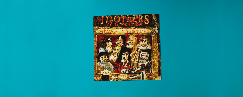 «Ahead of Their Time» (концерт 1968-го, выпущен в 1993-м)