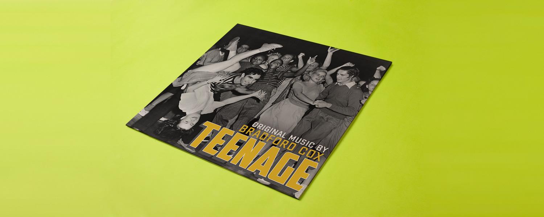 Bradford Cox «Teenage OST»
