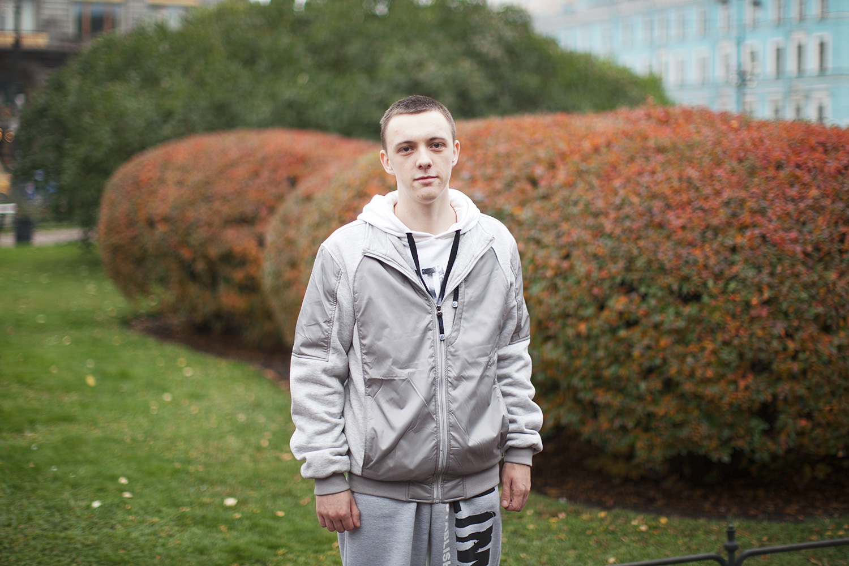 Артем Рачин, 21 год, Петербург