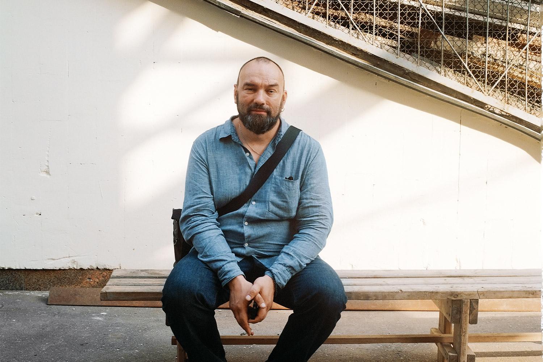 Борис Куприянов с прошлого года по приглашению московских властей занимается обновлением городских библиотек, стараясь при этом не поступаться принципами