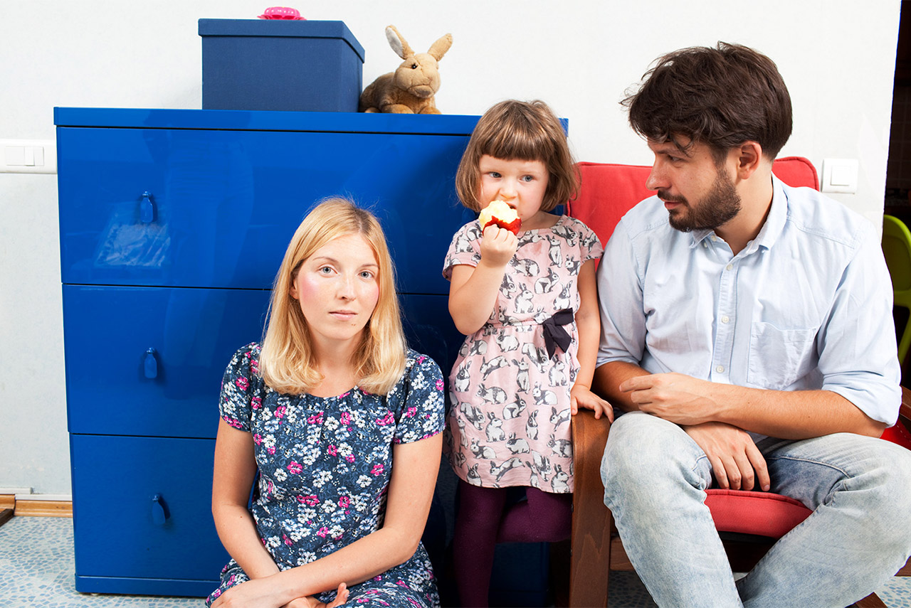 Алена Бочарова и Кирилл Сорокин в этом году проведут кинофестиваль Beat уже в пятый раз. Их дочери Алисе тем временем исполнится четыре года — то есть одно другому не мешает