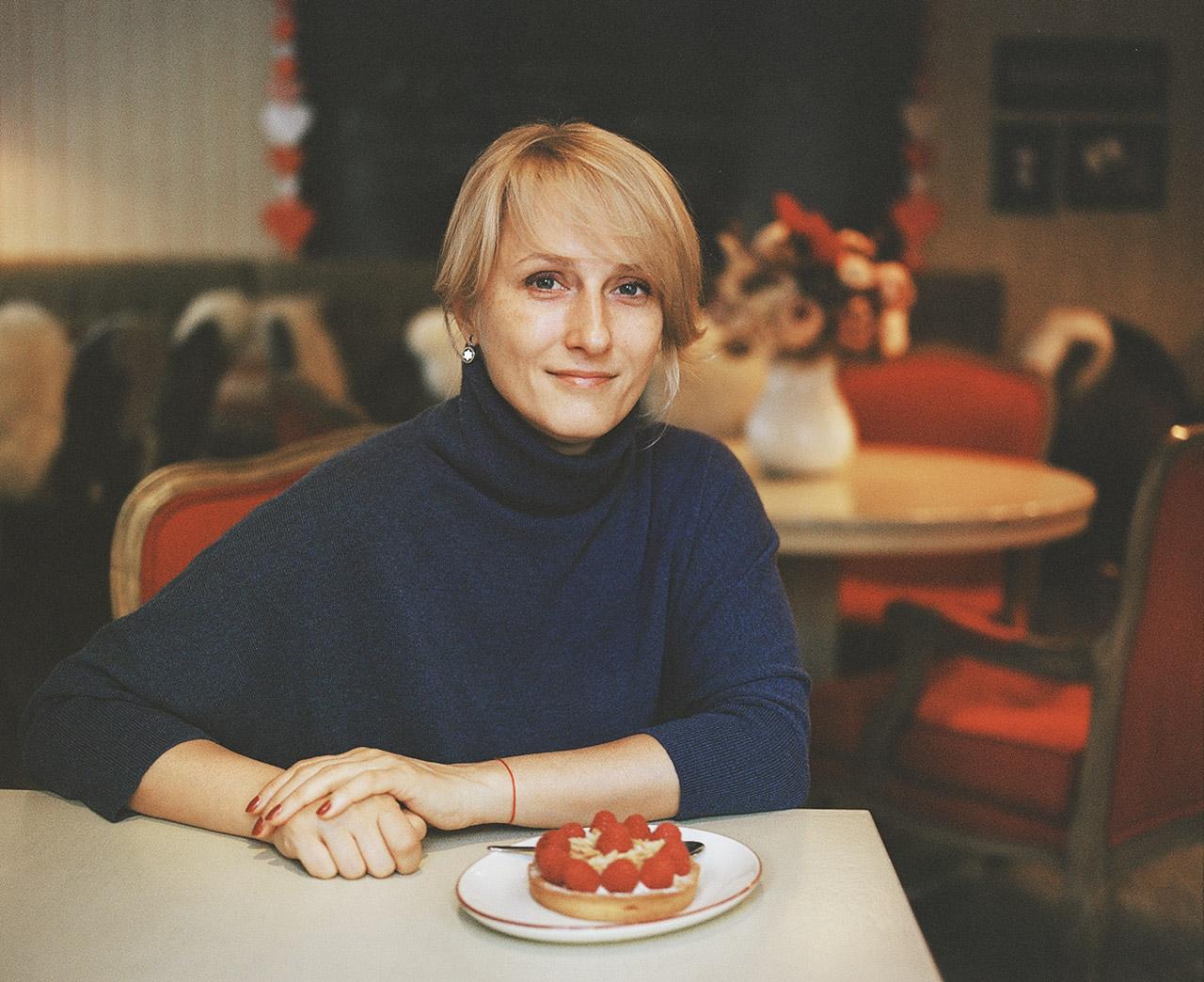 Анастасия Татулова открывала «Андерсон» в первую очередь как кондитерскую за Третьим кольцом — а получилось самое успешное детское кафе в городе. Причем во множественном числе