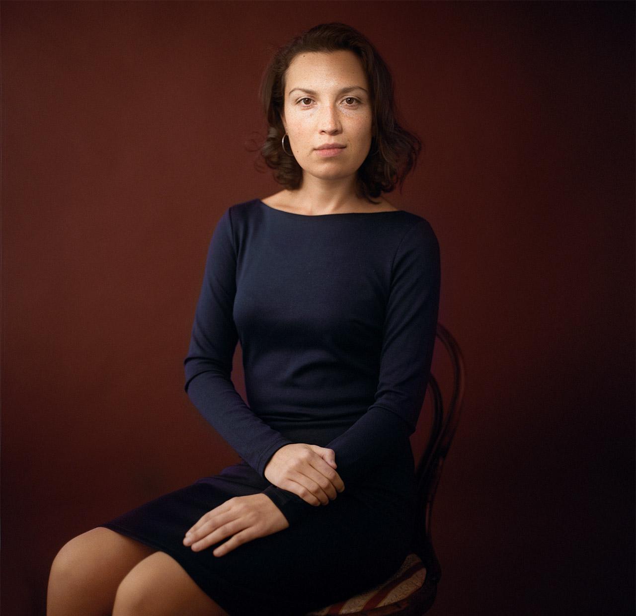 Надежда Орлова мечтала стать актрисой, но окончила педагогический в Твери и до переезда в Москву работала в детском саду