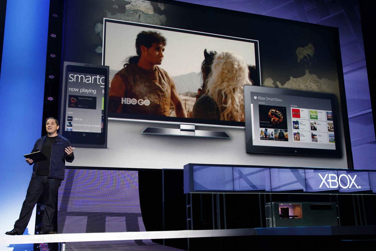 У Xbox есть секонд-скрин-приложения для айфонов, андройдов, айпадов и других планшетов