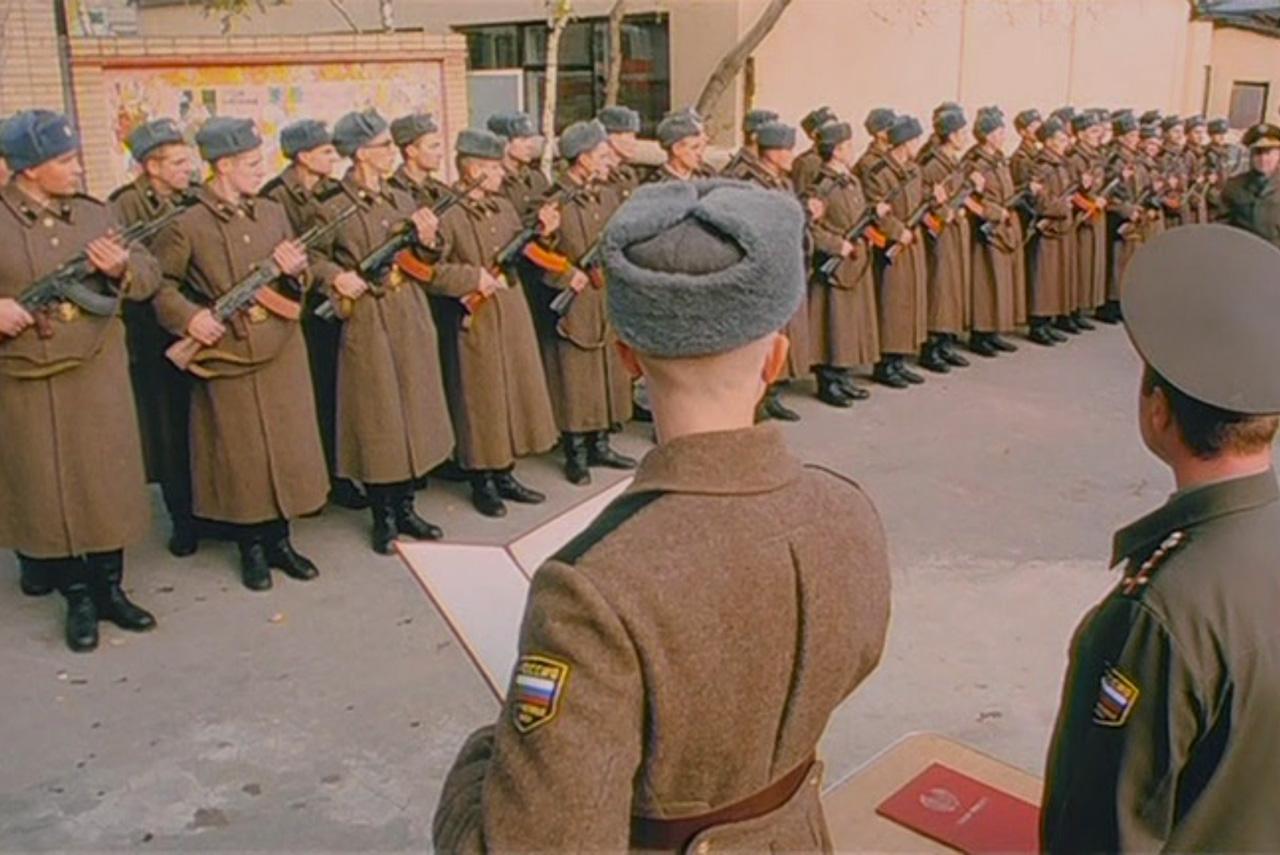 Секс в российской армии 9 фотография