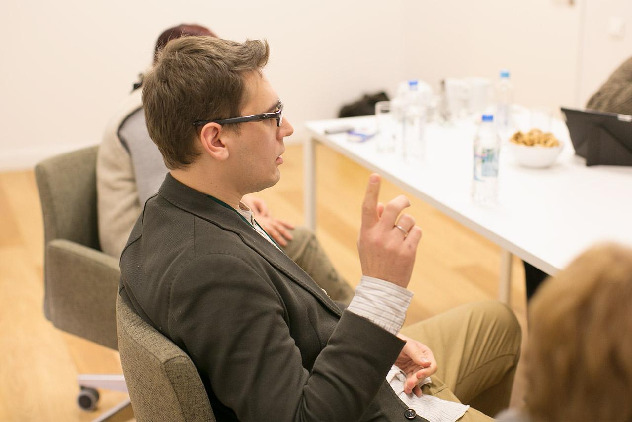 Федор Катасонов не только лечит людей, но еще и работает научным редактором в журнале «Современная ветеринарная медицина»