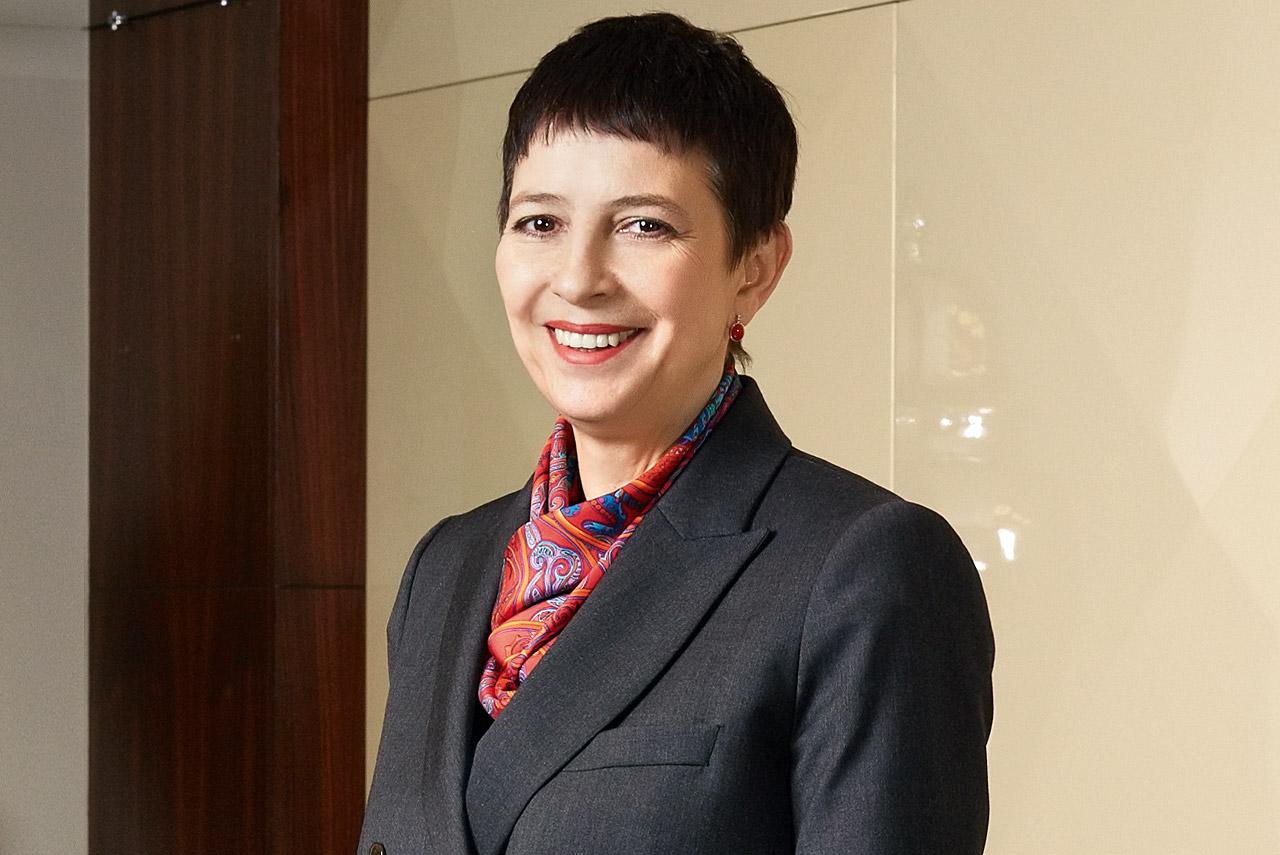До того как занять пост директора Центра макроэкономических исследований, Юлия Цепляева работала главным экономистом международного банка BNP Paribas — и смотрела на российскую финансовую систему как бы со стороны