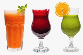 Полезные напитки