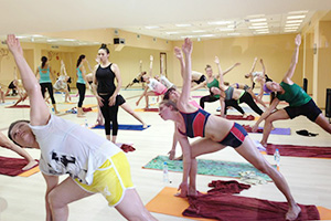 Комплекс йоги для начинающих
