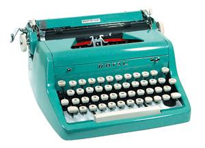 Кинг — сторонник идеи «пиши о том, что знаешь», вот и получается, что большая часть его героев — писатели. Причем в экранизациях они почему-то все работают на машинке Royal