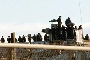 Бунт в колонии в Копейске в ноябре 2012 года: заключенные просили прекратить избиения и пытки