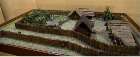 Так выглядел дом сапожника, следы которого археологи обнаружили на территории Зарядья в середине ХХ века