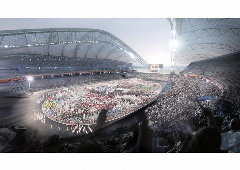 В числе прочего архитекторы института «Арена» участвовали в создании проекта центрального олимпийского стадиона в Сочи