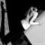 Теневая sup 11214/sup - тень квадрат девушка стена пальцы чёрно-белая.