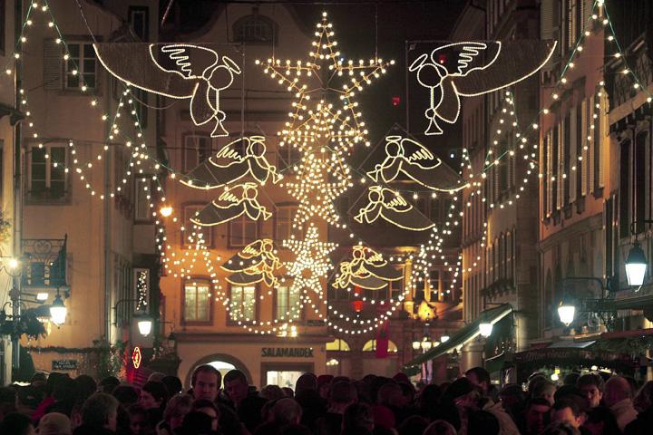 Рождественская ярмарка на Кафедральной площади