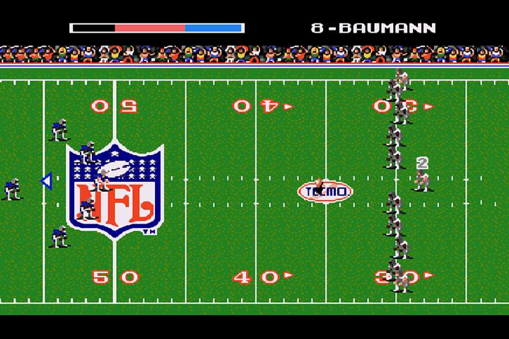 Видеоигра Tecmo Super Bowl