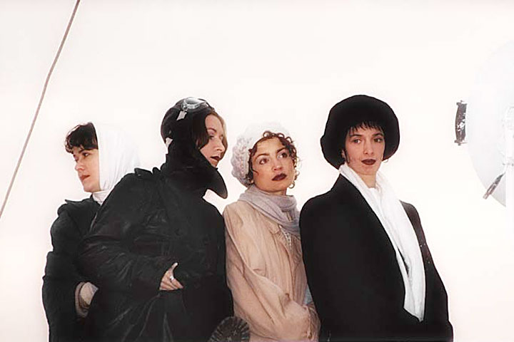 «Колибри» в 1995 году